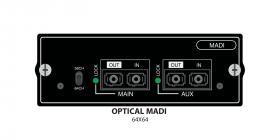 SOUNDCRAFT Si Optical MADI Card