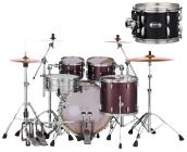 PEARL Masters Maple Complete MCT924XEP/C Matte Caviar Black