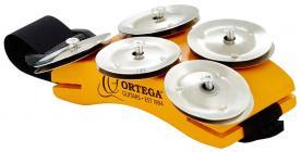 ORTEGA OSSFT Singer/Songwriter Foot Tambourine