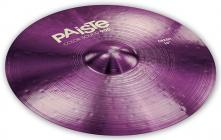 """PAISTE 900 Color Sound Purple Crash 16"""""""
