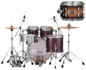 PEARL Masters Maple Complete MCT924XEP/C Satin Natural Burst