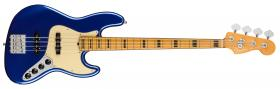 FENDER American Ultra Jazz Bass Cobra Blue Maple