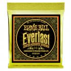 ERNIE BALL 2554 Everlast 80/20 Bronze Medium 13-56