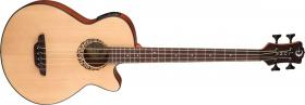 LUNA GUITARS Acoustic Bass SC Tribal