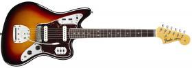 FENDER American Vintage '65 Jaguar®, Round-Lam Rosewood Fingerboard - 3-Color Sunburst