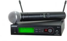 SHURE SLX24E/SM58-G5 (494-518 MHz)