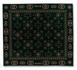 TAMA TDR-OR Drum Rug Oriental Pattern