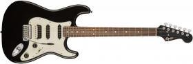 FENDER SQUIER Contemporary Stratocaster HSS Black Metallic Laurel