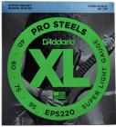 D'ADDARIO EPS220 Pro Steels Super Light - .040 - .095