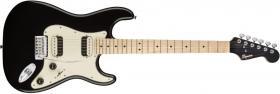 FENDER SQUIER Contemporary Stratocaster HH Black Metallic Maple