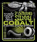 ERNIE BALL P02728 Cobalt 7-string Slinky - .010 - .056