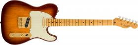 FENDER 75th Anniversary Commemorative Telecaster 2-Color Bourbon Burst  Maple