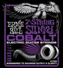 ERNIE BALL P02729 Cobalt 7-string Slinky - .011 - .058