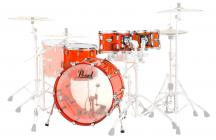 PEARL CRB504P Crystal Beat - Ruby Red