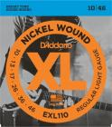 D'ADDARIO EXL110 Regular Light - .010 - .046