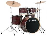 TAMA IE50H6W-BWW Imperialstar - Burgundy Walnut Wrap
