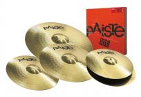 "PAISTE 101 Brass Universal Set + 14"" Crash ZDARMA"