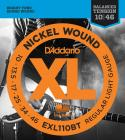 D'ADDARIO EXL110BT - Balanced Tension - .010 - .046