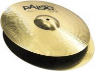 """PAISTE 101 Brass Hi-hat 13"""""""
