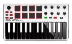 AKAI MPK mini MKII White Ltd.Edition
