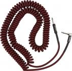 "FENDER Professional Coil Cable 30"" Red Tweed"