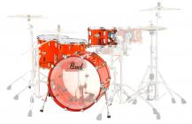 PEARL CRB524FP Crystal Beat - Ruby Red