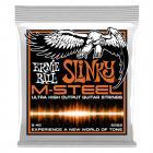 ERNIE BALL 2922 M-Steel Skinny Hybrid Slinky - .009 - .046