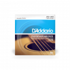 D'ADDARIO EJ16 Phosphor Bronze Light - .012 - .053