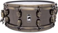 MAPEX Black Panther Brass Cat Snare Drum 14 x 5,5""