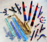 HELIN 7700 Vytěrák na klarinet