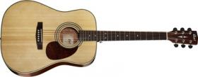 CORT Earth 70-W NS, Rosewood Fingerboard - Natural