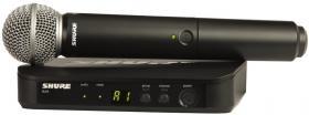 SHURE BLX24E/SM58 K3E 606 - 630 MHz