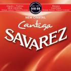SAVAREZ 510CR, new cristal cantiga, normální, sada 12