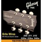 GIBSON Brite Wires - .009 - .046