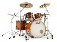 PEARL MCT904XEP/C840 Masters Maple Complete - Almond Red Stripe