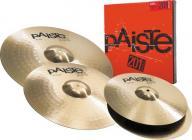 PAISTE 201 Bronze Universal Set