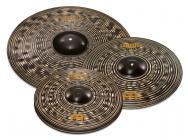 MEINL CCD141620 Classics Custom Dark Cymbal Set