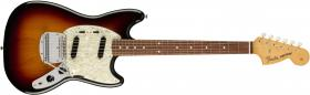 FENDER Vintera 60s Mustang 3-Color Sunburst Pau Ferro