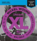 D'ADDARIO EXL120-7 Super Light - .009 - .054