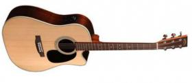 SIGMA GUITARS DRC-1HSTE Natural