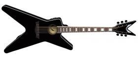 DEAN GUITARS ML Acoustic Electric Classic Black
