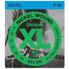 D'ADDARIO EXL130 Extra Super Light Top - .008 - .038