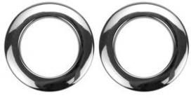 "DRUM O´S HC2 Port Hole Ring 2"" - Chrome (Pár)"