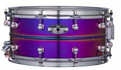 PEARL OHA1465/TN Omar Hakim 30th Anniversary Snare Drum Limited Edition - Titanium Nitride