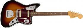 FENDER Vintera 60s Jaguar 3-Color Sunburst Pau Ferro