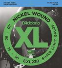 D'ADDARIO EXL220 Super Light - .040 - .095