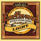 ERNIE BALL P02004 Earthwood 80/20 Bronze Light - .011 - .052