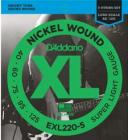 D'ADDARIO EXL220-5 Super Light - .040 - .125