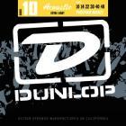 """DUNLOP Phosphor bronze struny pro akustickou kytaru, Extra Light, 010"""", 014"""", 022"""", 030"""", 040"""", 048"""""""