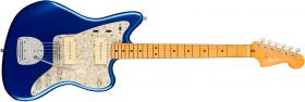 FENDER American Ultra Jazzmaster Cobra Blue Maple